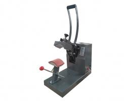 Manual cap printing machine
