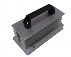 Cooling shaping block